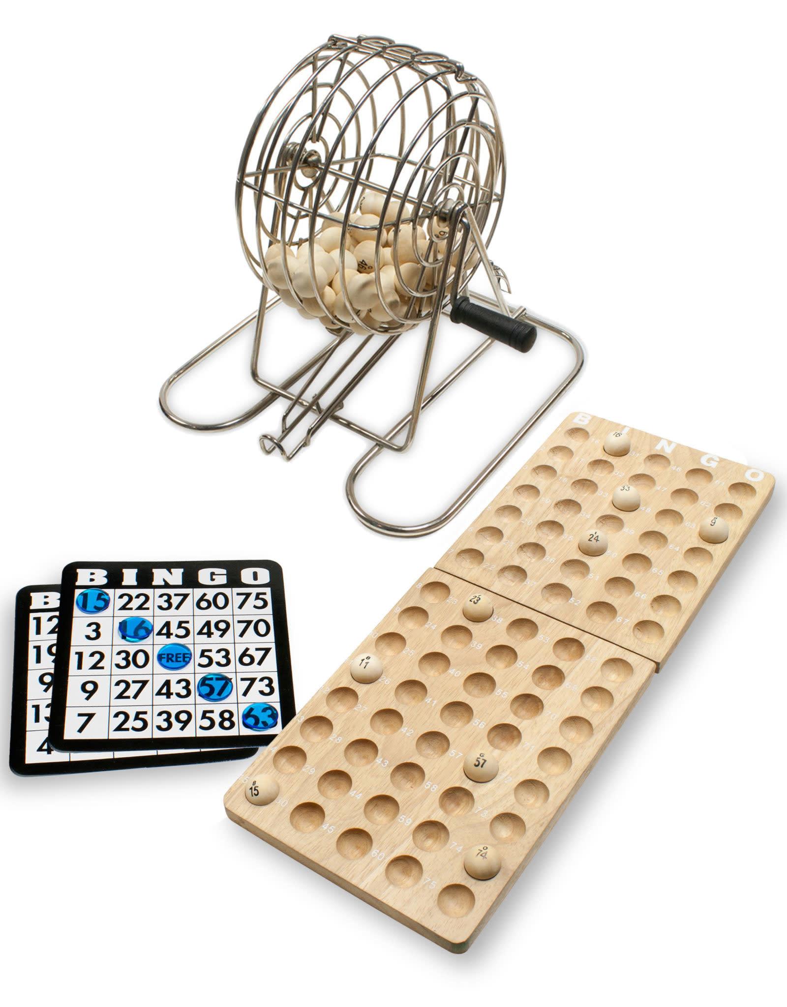 Old Time Bingo Set
