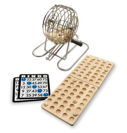 Old Time Bingo Set