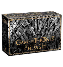 USAopoly (Pre-Owned Game) Chess Set: Game of Thrones