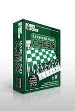 Chess Set: Bobby Fischer Teaches Chess