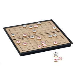 Chinese Chess Set: 10 Inch Folding Board