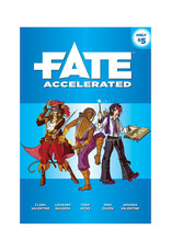 Evil Hat Productions Fate RPG:  Fate Accelerated