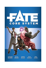Evil Hat Productions Fate RPG: Core System