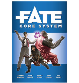 Evil Hat Productions Fate RPG Core System