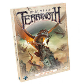 Fantasy Flight Games Genesys RPG: Realms of Terrinoth (Campaign)