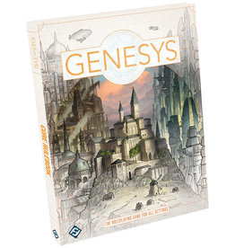 Fantasy Flight Games Genesys RPG Core Rulebook