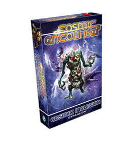Fantasy Flight Games Cosmic Encounter Incursion Expansion