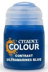 Citadel Contrast Paint: Ultramarines Blue