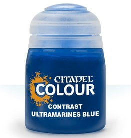 Citadel Contrast Paint: Ultramarines Blue