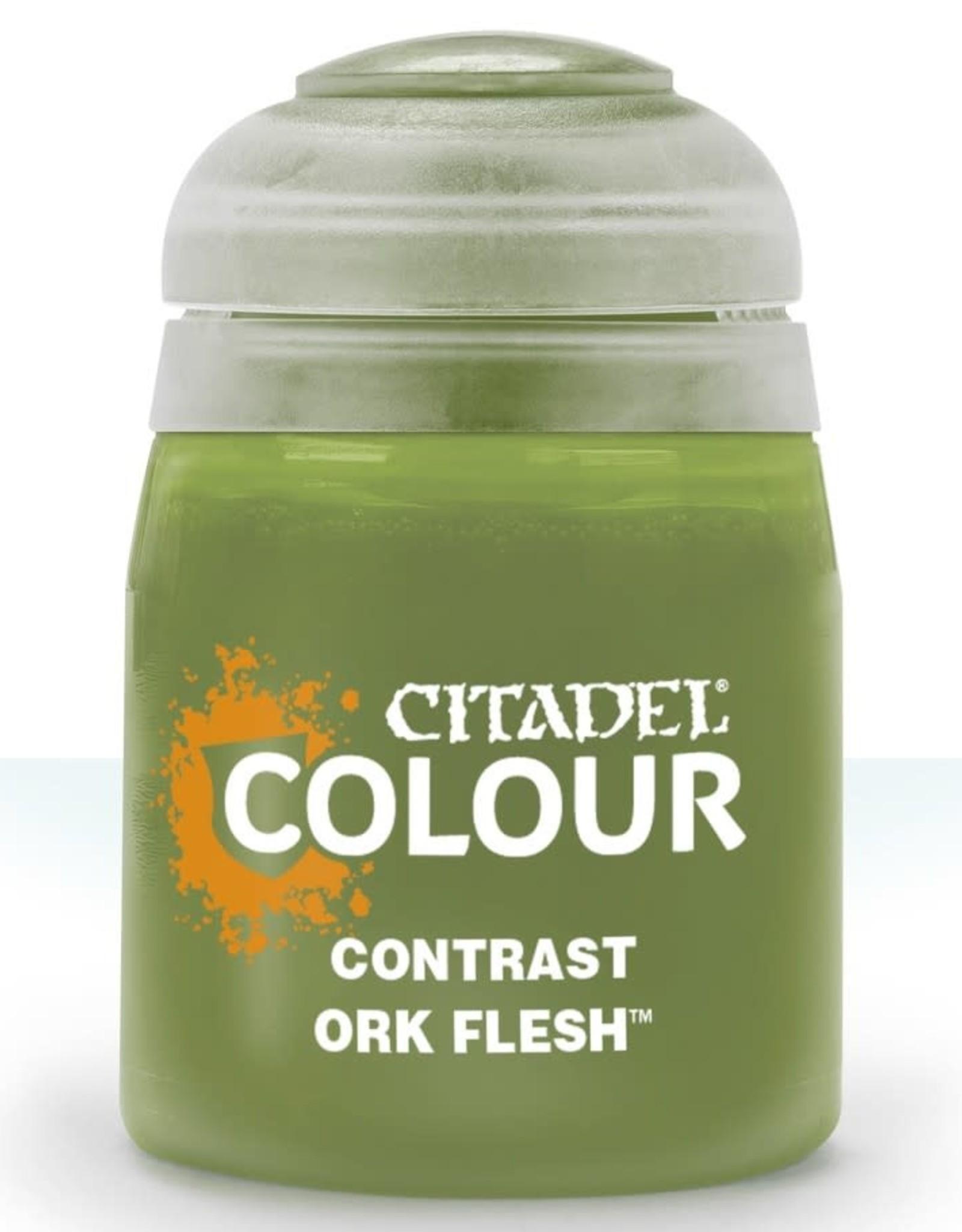Citadel Constrast Paint: Ork Flesh