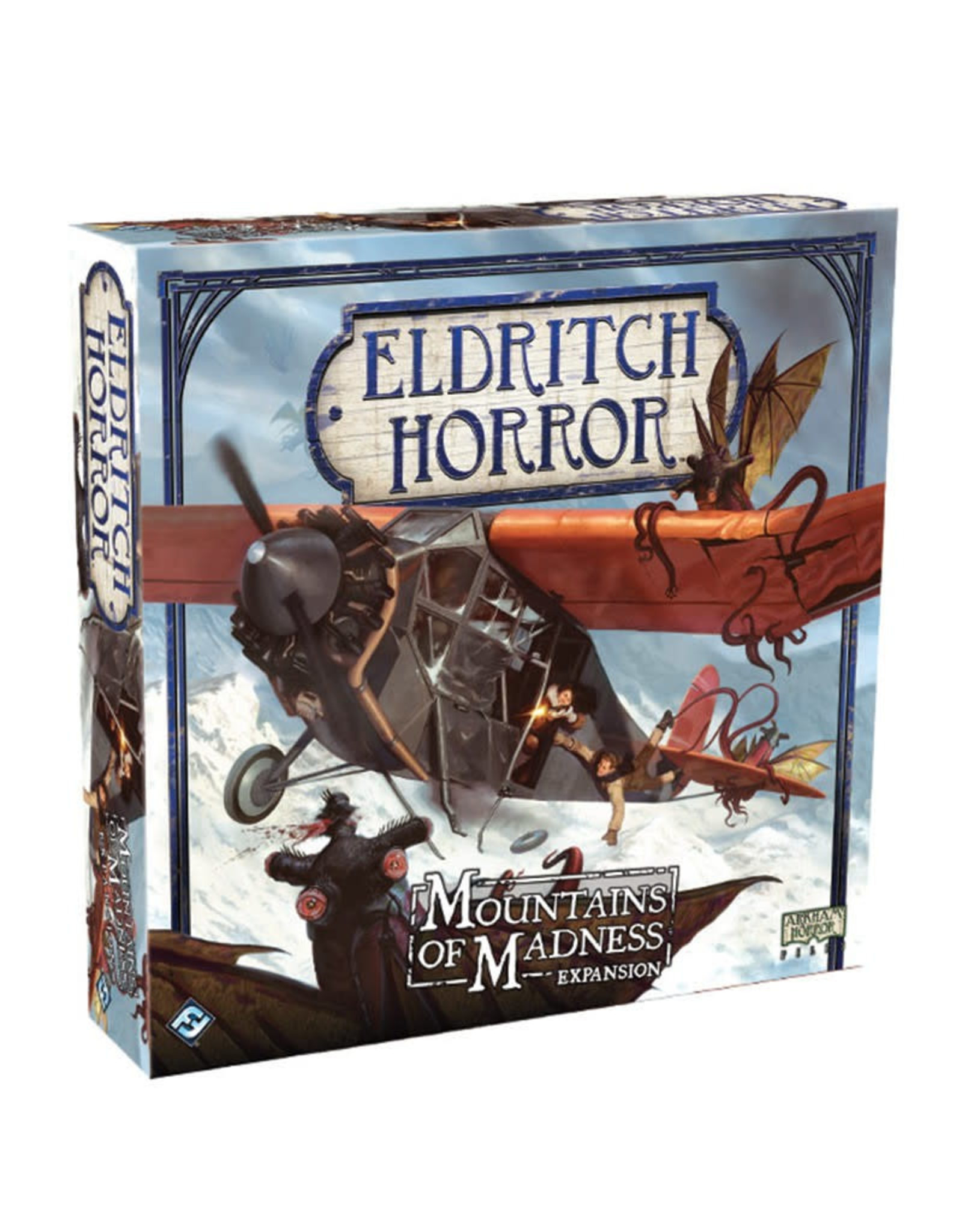Fantasy Flight Games Eldritch Horror Mountains of Madness Expansion