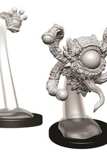 Wizkids D&D Nolzur's Unpainted Miniatures: Gazer and Spectator