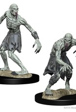 Wizkids D&D Unpainted Minis: Ghouls