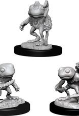 Wizkids D&D Nolzur's Unpainted Miniatures: Grung