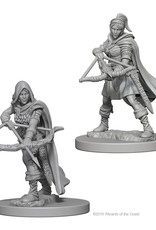 Wizkids D&D Nolzur's Unpainted Miniatures: Human Ranger Female