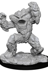 Wizkids D&D Unpainted Minis: Earth Elemental