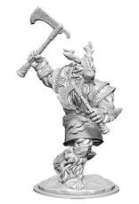 Wizkids D&D Nolzur's Unpainted Miniatures: Frost Giant