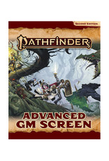 Paizo Pathfinder RPG: Advanced GM Screen