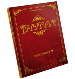 Paizo Pathfinder RPG: Bestiary 2 Hardcover (Special Edition)