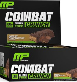 Snack Combat Crunch Chocolate Peanut Butter Cup Bar