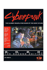 R. Talsorian Games Cyberpunk 2020 RPG: Core Rulebook