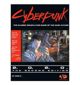 R. Talsorian Games Cyberpunk 2020 RPG Core Rulebook