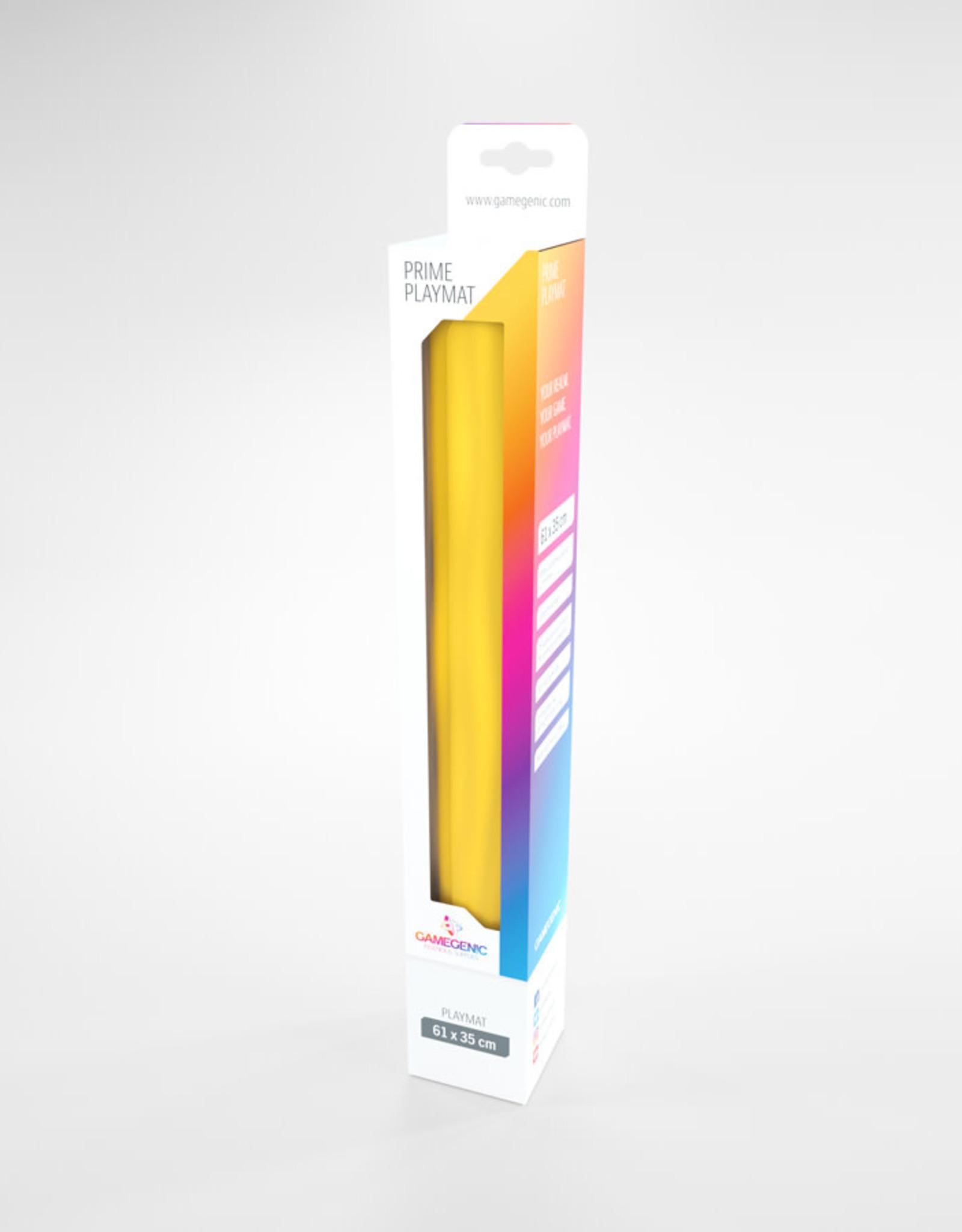 Prime Playmat: Yellow