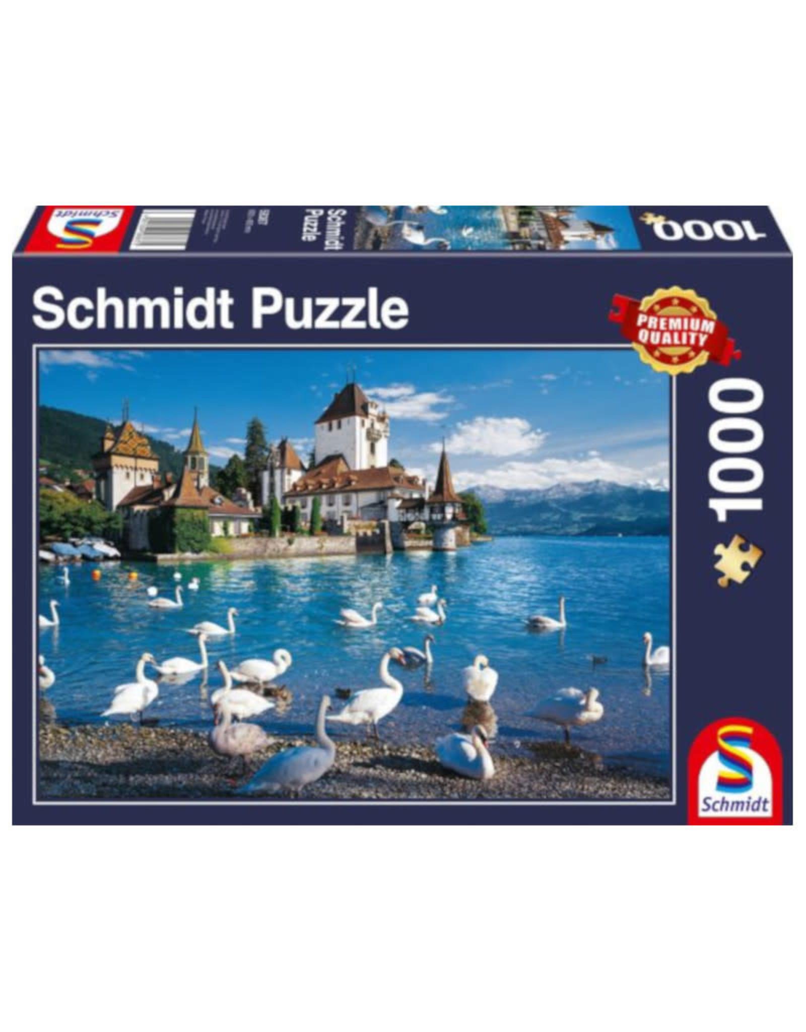 Schmidt 1000 Lakeshore Swans 1000 PCS
