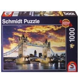 Schmidt Tower Bridge London 1000 PCS