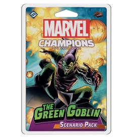 Fantasy Flight Games Marvel Champions LCG Scenario Pack: The Green Goblin