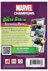 Fantasy Flight Games Marvel Champions LCG Scenario Pack: The Green Goblin