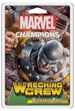 Fantasy Flight Games Marvel Champions LCG Wrecking Crew