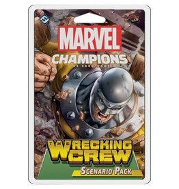 Fantasy Flight Games Marvel Champions LCG Wrecking Crew
