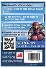 Fantasy Flight Games Marvel Champions LCG Captain America