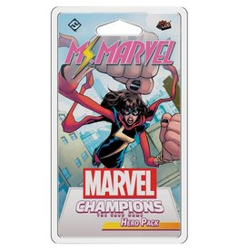 Fantasy Flight Games Marvel Champions LCG Ms Marvel