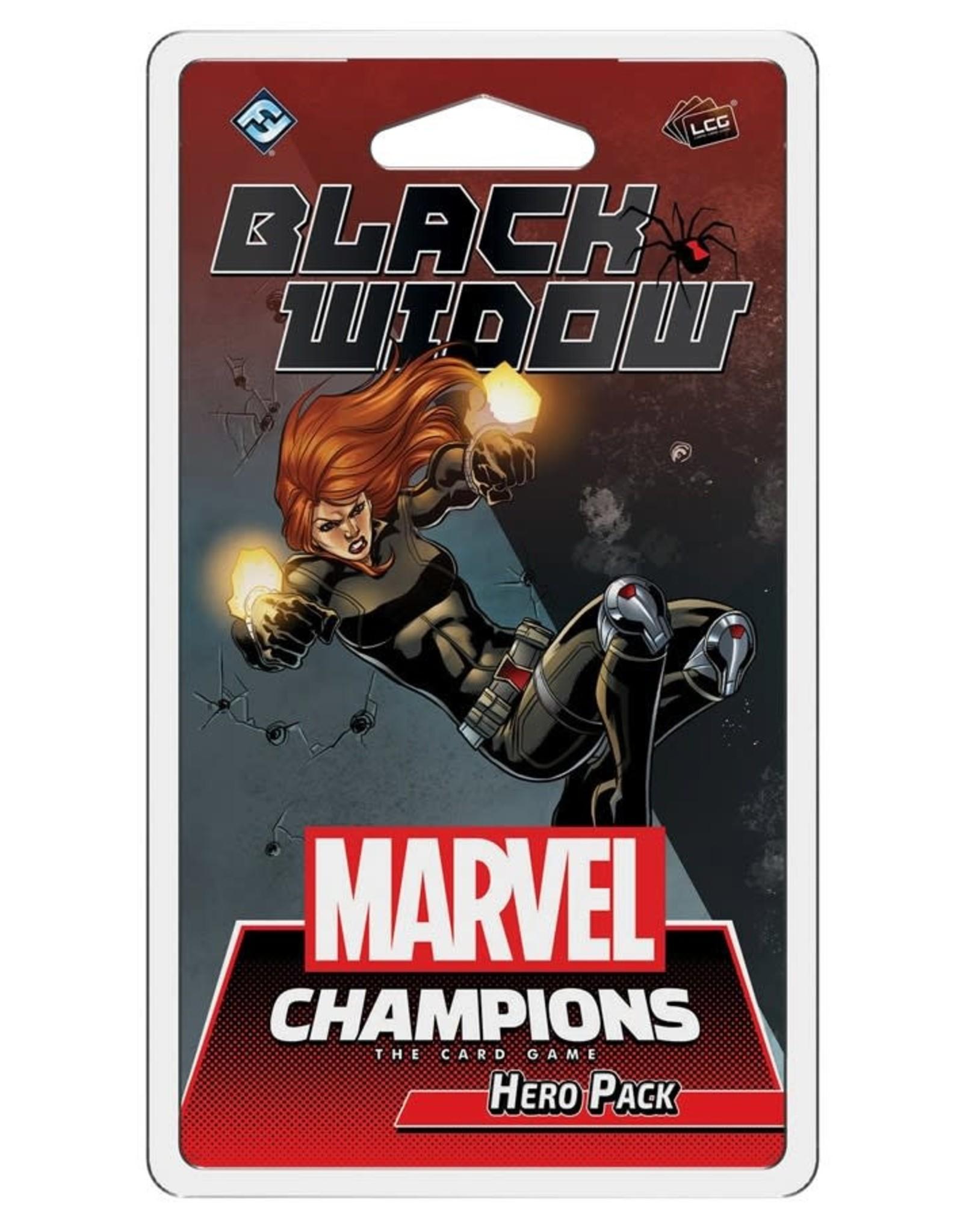 Marvel Champions LCG Black Widow