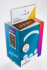 Deck Box: Keyforge Gemini Blue