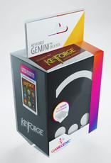 Deck Box: Keyforge Gemini Black