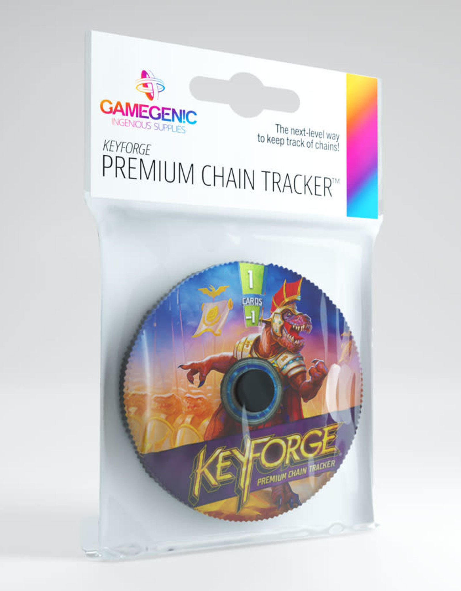 Keyforge Chain Tracker
