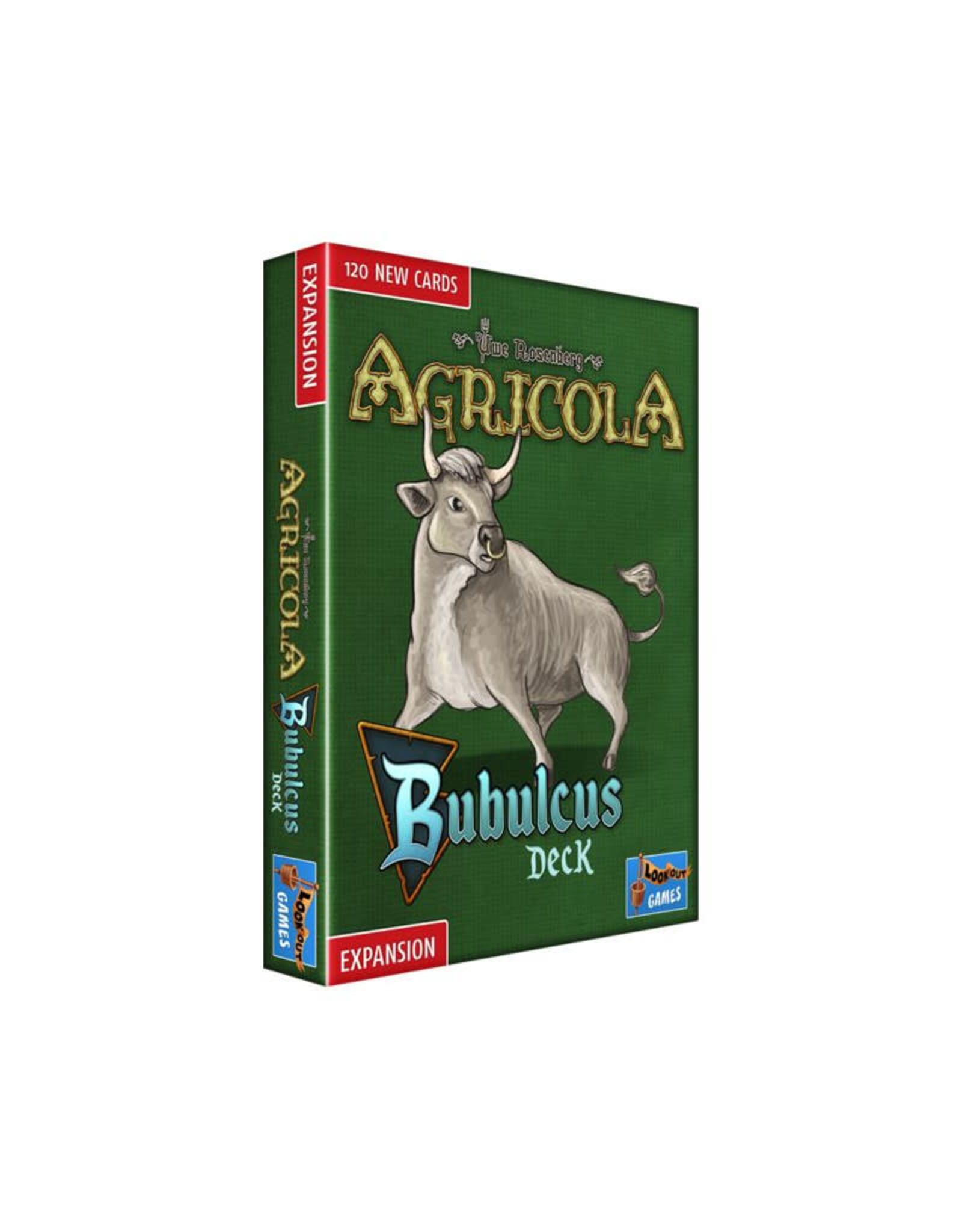 Agricola Deck Bubulcus Expansion