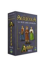 Agricola Deck Artifex Expansion