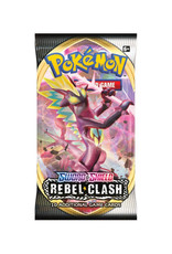 Pokemon Pokemon Rebel Clash Booster