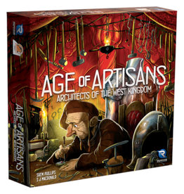 Renegade Games Architects of the West Kingdom Age of Artisans Expansion