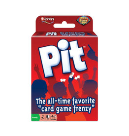 Winning Moves Pit Card Game