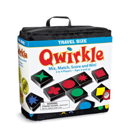 Mindware Games Qwirkle Travel