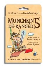 Steve Jackson Games Munchkin 5 De-Ranged Expansion