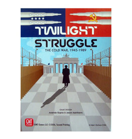 GMT Games Twilight Struggle Deluxe Edition