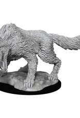 Wizkids D&D Unpainted Minis: Winter Wolf