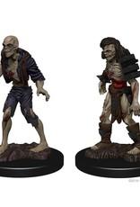 Wizkids D&D Unpainted Minis: Zombies