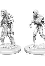 Wizkids D&D Nolzur's Unpainted Miniatures: Zombies